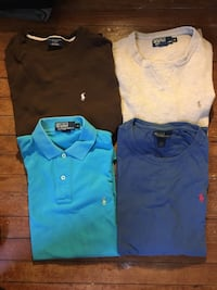Four Polo Ralph Lauren Shirts Woodbury, 10930