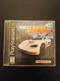 PS1 Ridge Racer Revolution  Vaughan, L4L