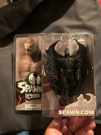 Mcfarlane Toys Wings of Redemption Spawn Reborn  New York, 10036