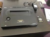 US Neo Geo AES system. Seattle, 98115