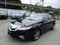 2010 Acura TL 2010 Acura TL - SH-AWD w-Tech Pkg NAV/ROOF/CAMERA langley