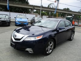2010 Acura TL 2010 Acura TL - SH-AWD w-Tech Pkg NAV/ROOF/CAMERA