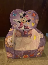 baby's white and pink floral bouncer Johnstown, 80534
