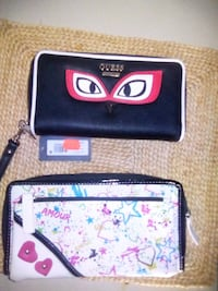 New Guess and Amour wallets Edmonton, T5H 4E8