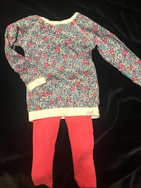 Carters size 3t like new outfit  Port Moody, V3H 3J9