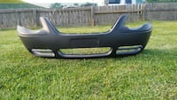 New bumper for '07 Chrysler Town and Country
