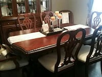 Complete dining room set