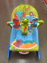 Fisher Price Rocking Baby Infant Chair Seat. Pickup Location is Highway 121 / Sam Rayburn Tollway and Independence in Plano. Cashy and PayPal Only