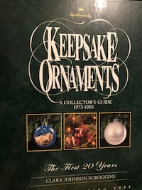 hallmark Book of Ornaments Fairfax, 22030