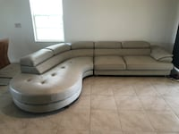 Used Sectional Sofa Very Good Condition No Tears For Sale