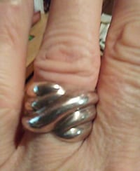 Sterling Silver Ring Size 7 Frametown, 26623