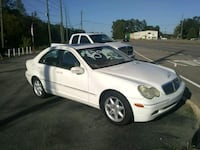2003 Mercedes C-Class Center Point