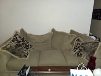8ft Sage Couch Tucson
