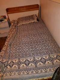 Twin bed urgent moving