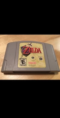 Nintendo 64 super mario game cartridge Edmonton, T5H
