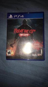 Friday 13th the game Ps4  Harrodsburg, 40330