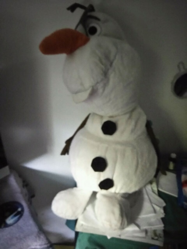 Used Big Stuffed Olaf For Sale In Chattanooga Letgo