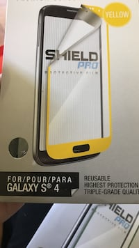 Shield pro for samsung galaxy s4 East Brunswick, 08816