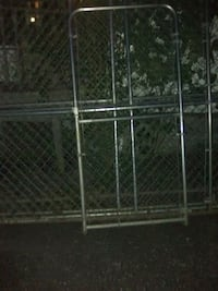 gray metal chain link fence Port Jervis, 12771