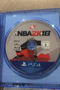 Ps4 oyun NBA2K18