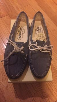 brand new Sperry blue shoes size 9 Leesburg, 20175