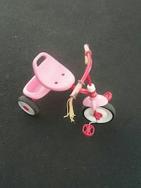 children's red and pink Radio Flyer trike Vacaville, 95688