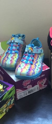 My lil pony water shoes  Lawrence, 01840