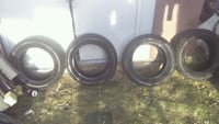 Brand new Nokian 15- inch studded tires Calgary, T3A 5P5