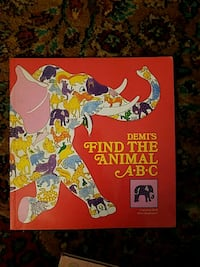 Demi's Find the Animal A.B.C book