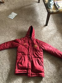 Iowa State Nike coat Ames, 50010