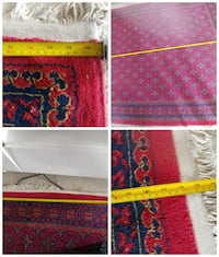 Elegant throbbing red carpet the older the carpet the price goes up Do Calgary, T3K