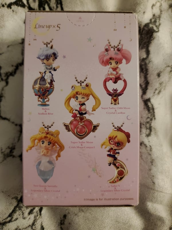 Sailor Moon Twinkle Dolly Volume 4 Sailor V And Silver CrystalIllusion a89eb8b0-3673-409b-9720-46378b8eafe4