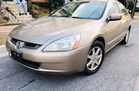2003 Honda  Accord Heated Seats Great Brand Leather  College Park