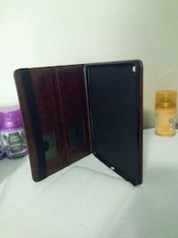 (NEW) Leather Apple ipad case protector. Marietta, 30062