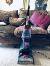 BISSELL® ProHeat 2X® Revolution Pet Carpet Cleaner in Titanium   Used only once. Woodbridge, 22193