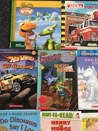 Kids paper back books make offer Billings, 59101