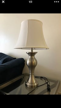 2 table lamps .. 50 for each. From Ashley  Riverside, 92507