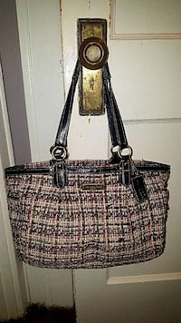 Tweed Coach Purse Regina, S4T 3N8