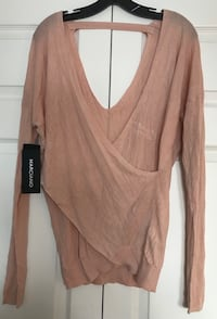 Guess Marciano Silk Top (New with tags) Toronto, M5R 1B9