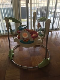 baby's green and red jumperoo Riverdale, 20737