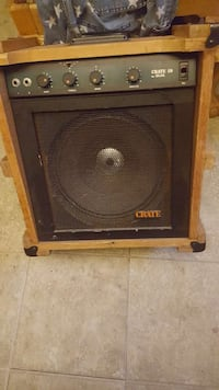 Rare crate D1 1st crate w/distortion.excellent con