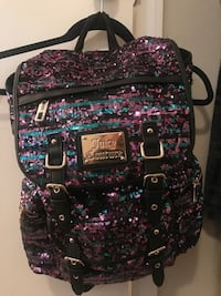 Juicy couture sequin Backpack North Highlands, 95843