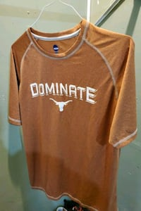 Longhorns college shirt