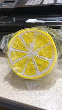 Lemon squishy toy  Broomfield, 80027