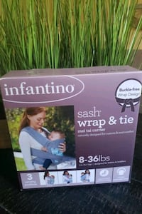 Baby Wrap and Tie Carrier Stephens City, 22655