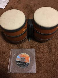 Donkey Kong with drums and game  Waukegan, 60031