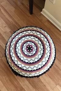 Boho Floor Pillow Arlington, 22202