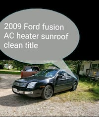 2009 - Ford - Fusion