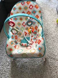 Fisher price rock chair  Toronto, M5V 0E5