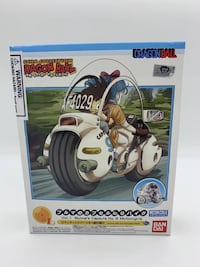 Bandai Dragon Ball Z Bulma's capsule No.9 motorcycle model set San Leandro, 94577
